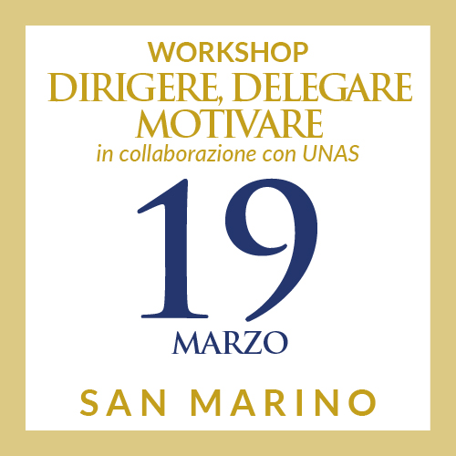 workshop 19 marzo