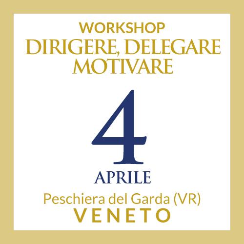 workshop 4 aprile