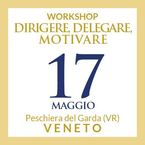 workshop 17 maggio