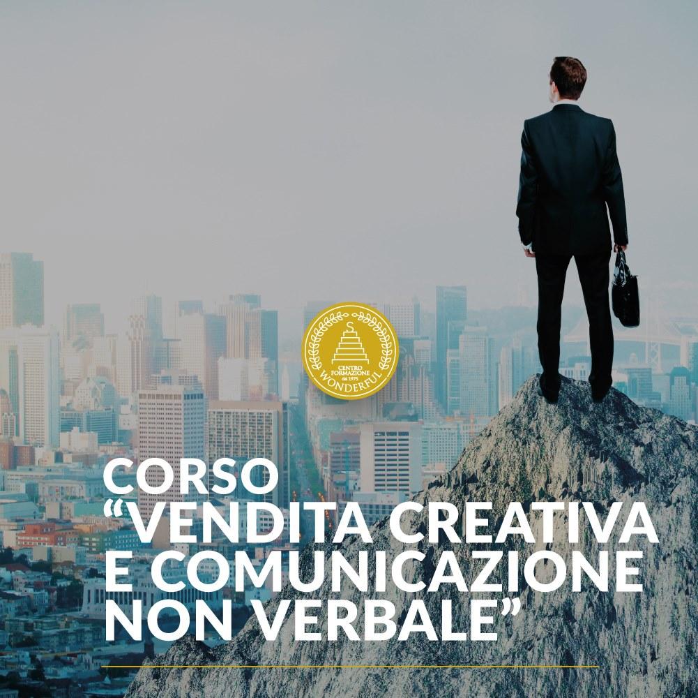 vendita creativa e cnv